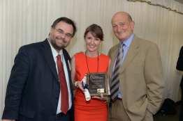 Barbara Neuhofer awarded the ITT PhD Student of the Year 2013 Award