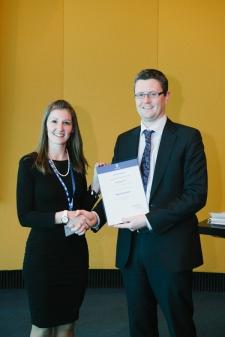 Barbara Neuhofer at UniSA University of South Australia, Student Competition Winner
