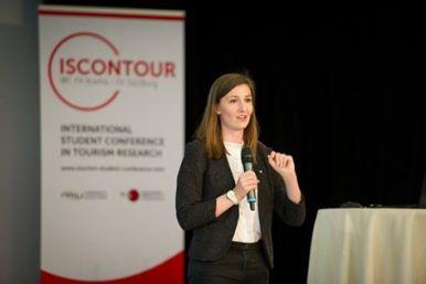 Dr Barbara Neuhofer at ISCONTOUR 2016
