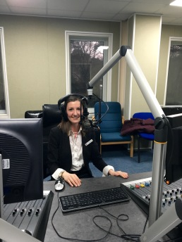 Dr Barbara Neuhofer interview BBC Solent Radio on switching off on holidays