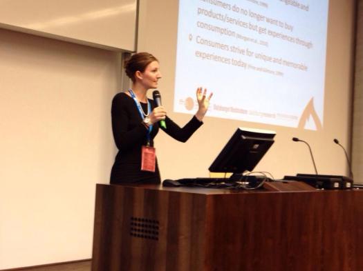 Barbara Neuhofer - Brennpunkt eTourism 2014