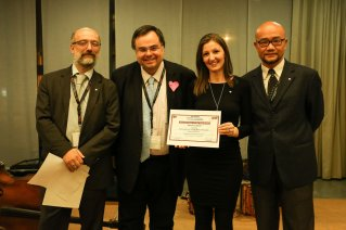 Journal Paper of the Year Award 2nd place ENTER 2015 Conference