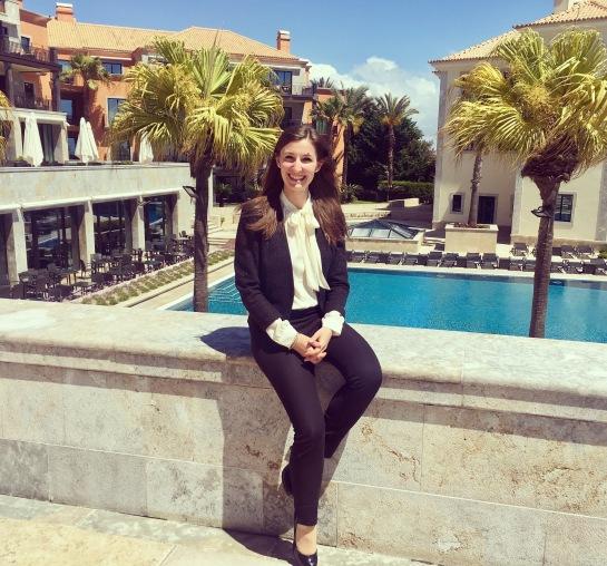 Dr. Barbara Neuhofer speaks at Cascais Tourism Forum 2017