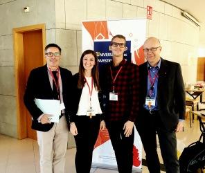 Dr Barbara Neuhofer keynotes on Smart Tourism at the University of Alicante Spain