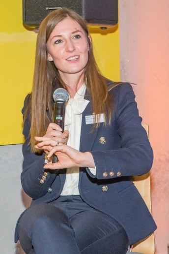 Dr Barbara Neuhofer speaks at the Travel Industry Club - Customer Experience Symposium Vienna