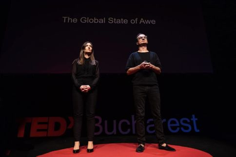 TEDxBucharest: The Global State of Awe